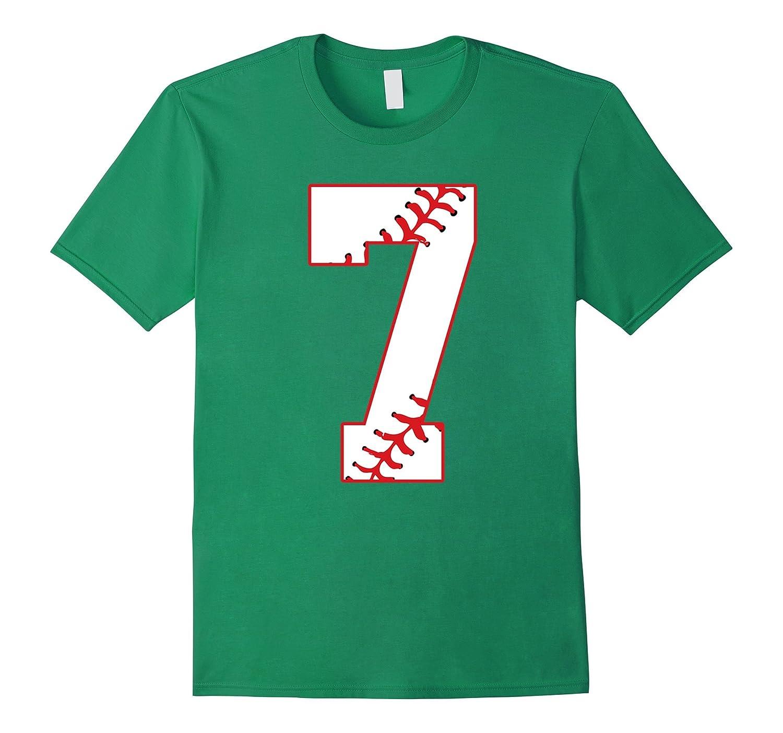 Cute Seventh Birthday Party 7th Baseball T Shirt Born 2010 PL