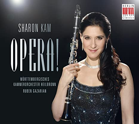 Buy Opera - Music for Clarinet Online at Low Prices in India ...