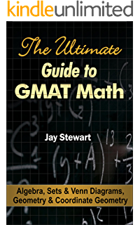 Amazon the ultimate guide to gmat math indices percentages the ultimate guide to gmat math algebra sets venn diagrams geometry ccuart Images