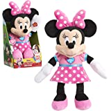 Disney Junior Mickey Mouse Singing Fun Minnie Mouse, 12-inch plush