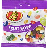 Jelly Belly Fruit Bowl Jelly Beans, Assorted Fruit Flavours, 100-g