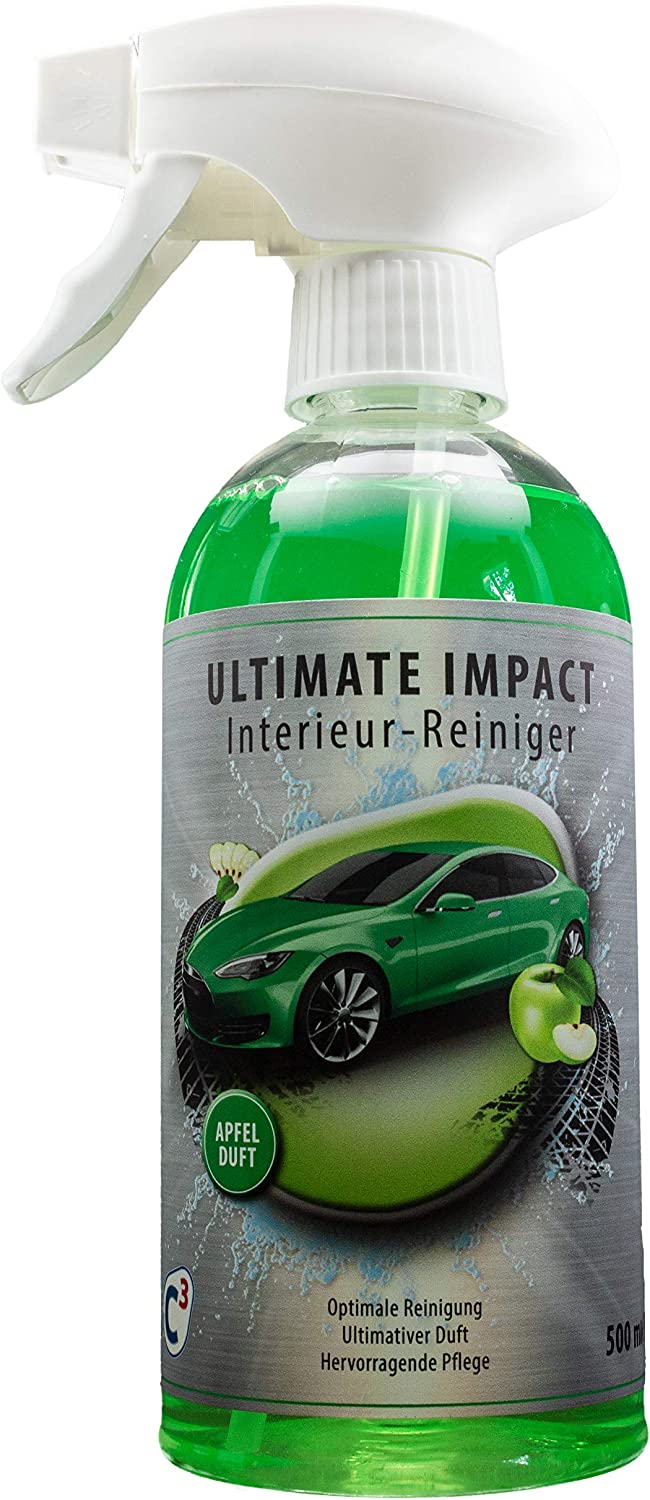 Chemical Car Care Ultimate Impact Interior Cleaner 500 Ml Auto