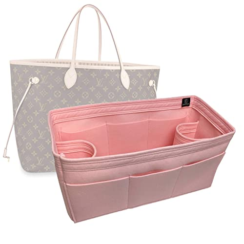 4e82d81aaa Image Unavailable. Image not available for. Color: Zoomoni LV Neverfull GM Purse  Organizer Insert - Premium Felt ...