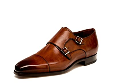 Mens Monk Strap Shoes