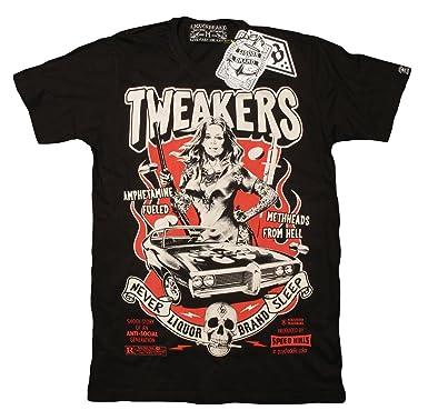 Custom Roadsters Men's T-Shirt Muscle Car Hot Rod Tweakers