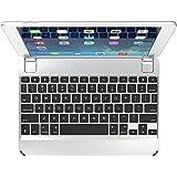 "Brydge 9.7 Bluetooth Keyboard for NEW 9.7"" iPad (2018), 5th Gen iPad (2017), iPad Pro 9.7"", Air 1 & 2 (Silver)"