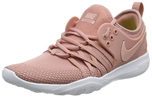 402b17c6e76be Nike Women's WMNS Free Tr 7 Trainers, Pink (Rust Pink/White/Coral Stardust  604), 4.5 38 EU