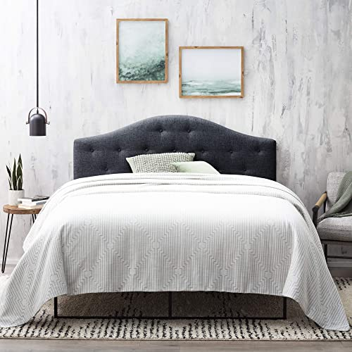 Everlane Home Legrand Upholstered Arched Headboard