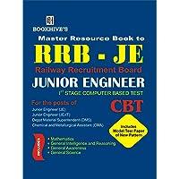 RRB JE CBT I RESOURCE BOOK