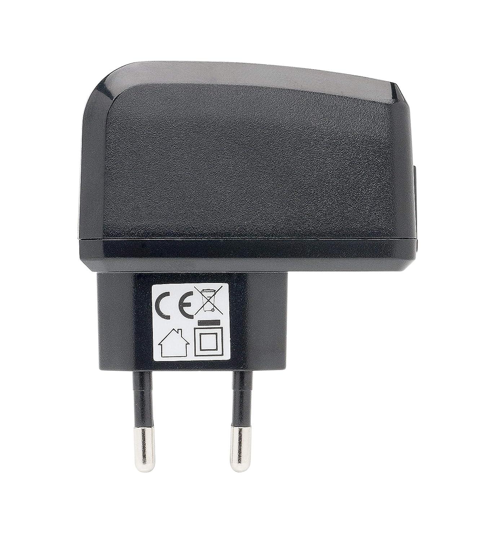 SCHWARZ Zenfone 5Z Ladeger/ät Reiseladeger/ät Charger Ultra-Slim Black Slabo USB-Adapter Netzteil f/ür Asus ROG Phone 2 Rog Phone