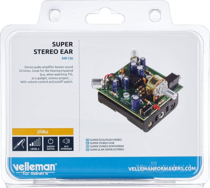 Velleman Mini-Kit mk128 cuisine réveil