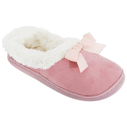 Donna it Pantofole Borse Amazon E Pelliccia Sintetica Scarpe Interno In qAw16