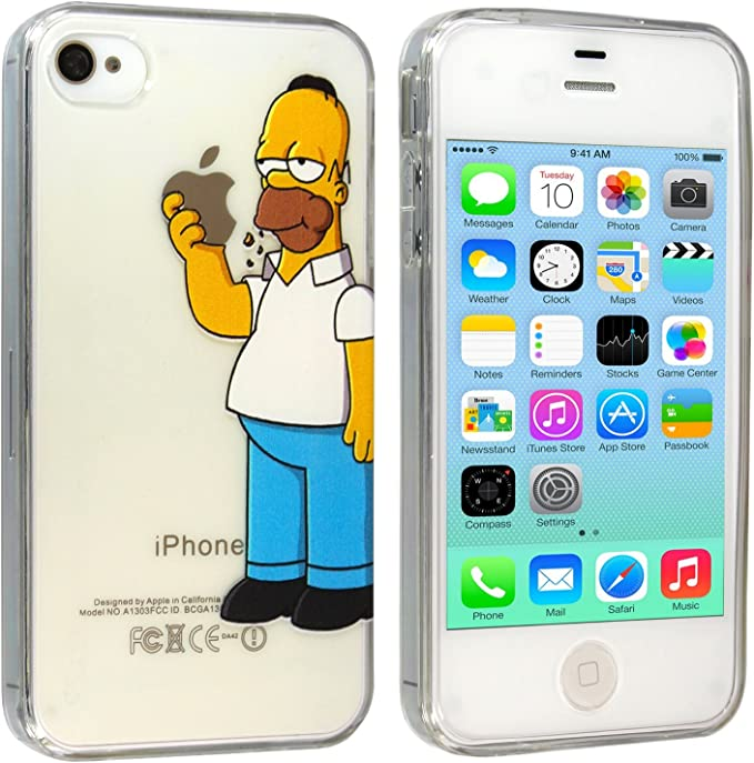 cover iphone 5 cartoni