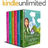 A Heather's Forge Cozy Mystery Series: Complete Boxed Set