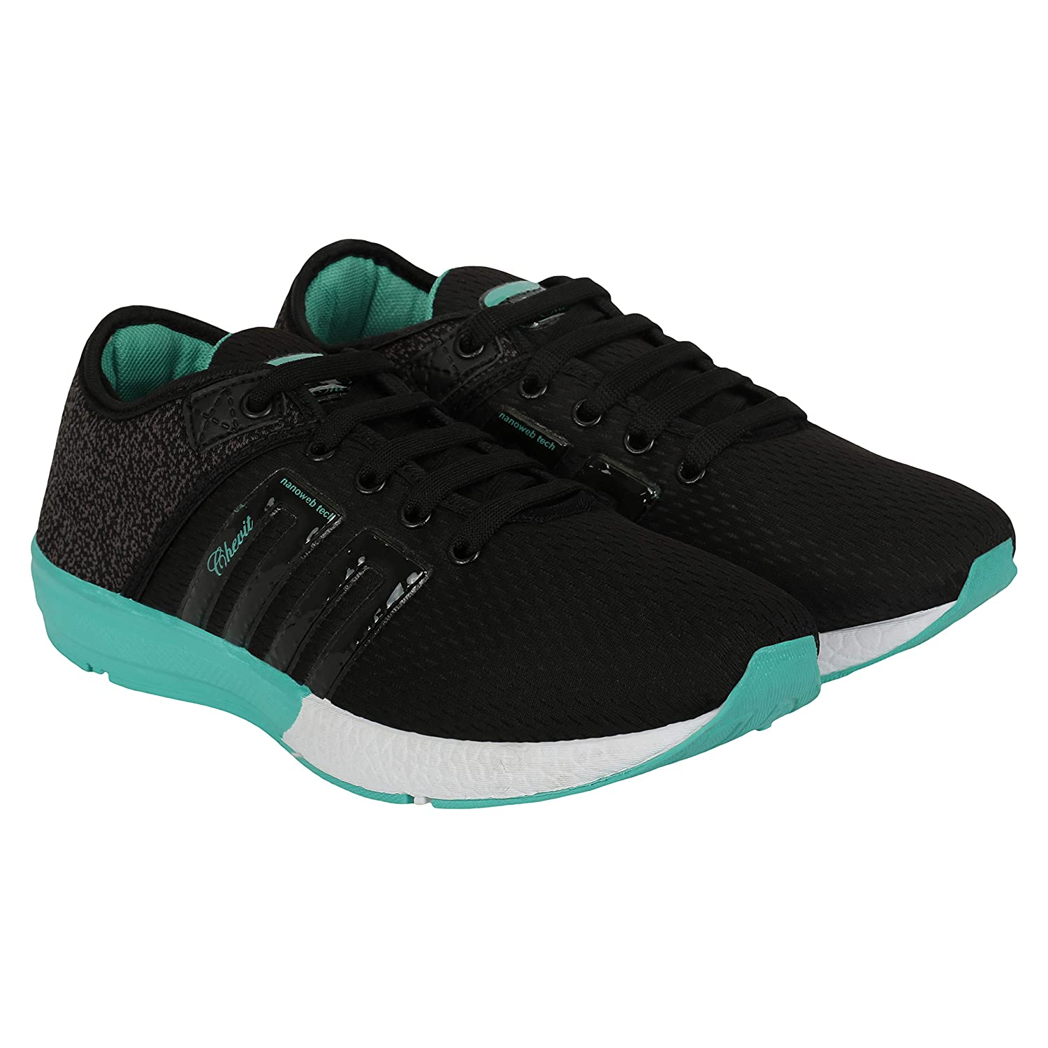 04fec5a8fcc Chevit Men's Ultra 431 Running Shoes (Sports Shoes): Buy Online at Low  Prices in India - Amazon.in