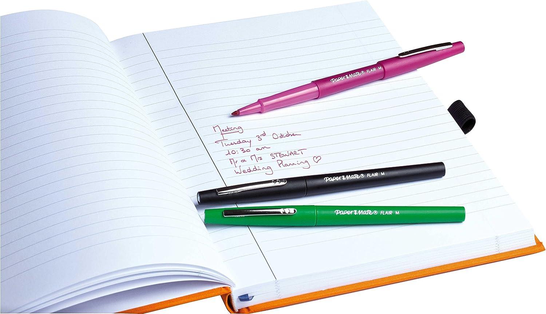 Sky Blue Paper Mate Flair Felt Tip Pen 1 Pen Medium Point