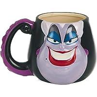 Paladone Ursula mugg – den lilla sjöjungfrun keramisk kaffemugg – officiellt licensierad Disney