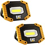 CAT Work Lights CT5002PK CAT Super Bright, Portable Compact LED Indoor Projects and Outdoor Camping Car Work Site Lighting 2