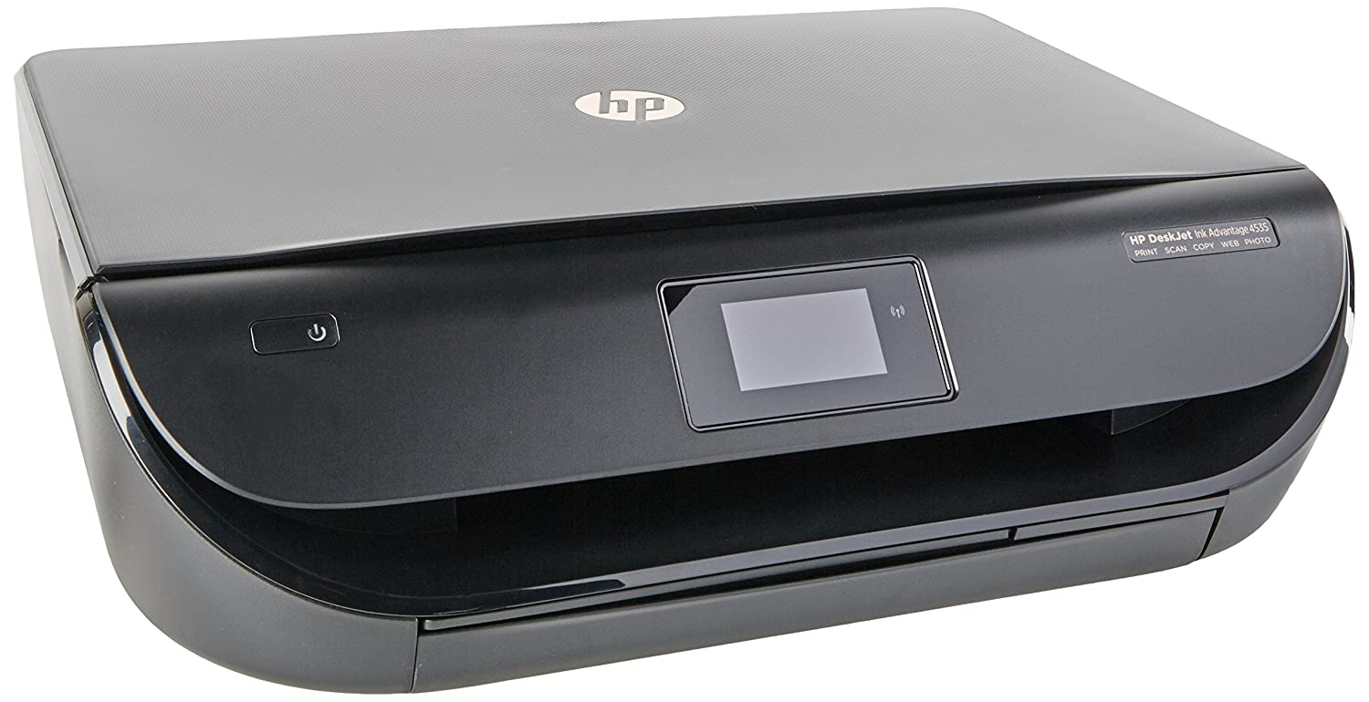 HP DeskJet Ink Advantage 4535 Inyección de Tinta 9,5 ppm 4800 x ...