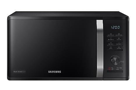 Samsung MG23K3575CK - Microondas (Countertop, Grill microwave, 23 ...