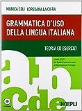 Grammatica d'uso della lingua italiana. Teoria ed esercizi. Livelli A1-B2. Con espansione online (Grammatiche)