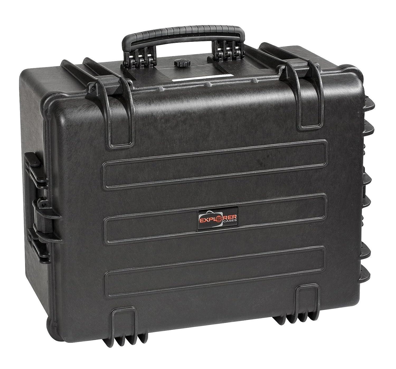 EXPLORER CASES エクスプローラーケース ク 内装ウレタンフォーム付 5833 B000JLO6TQ ブラック