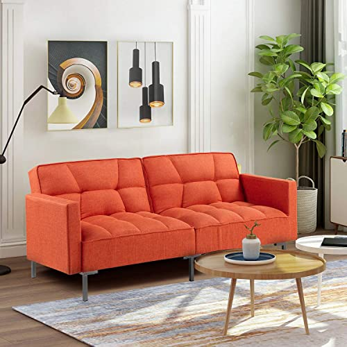78.35″ Sleeper Sofa Couches and Sofa