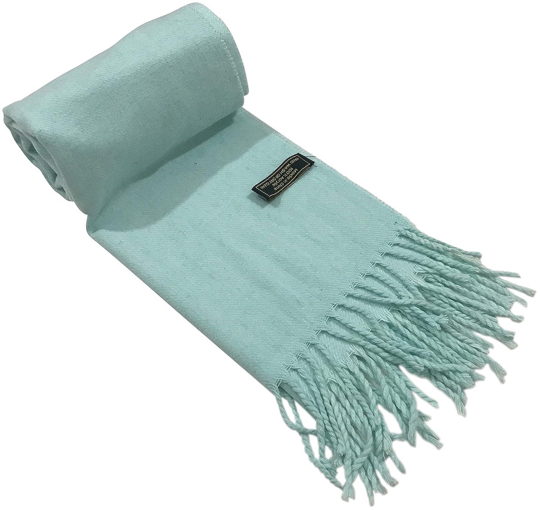 Uomo Solido Colore Fashion Disegno a Maglia Sciarpe Della Sciarpa CJ Apparel NUOVO Men' s Solid Colour Scarf