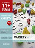 11+ Practice Papers Standard Variety Pack 4: Contains 3 Tests - Maths 11D, VR 11D, NVR 11D (The Official 11+ Practice Papers)