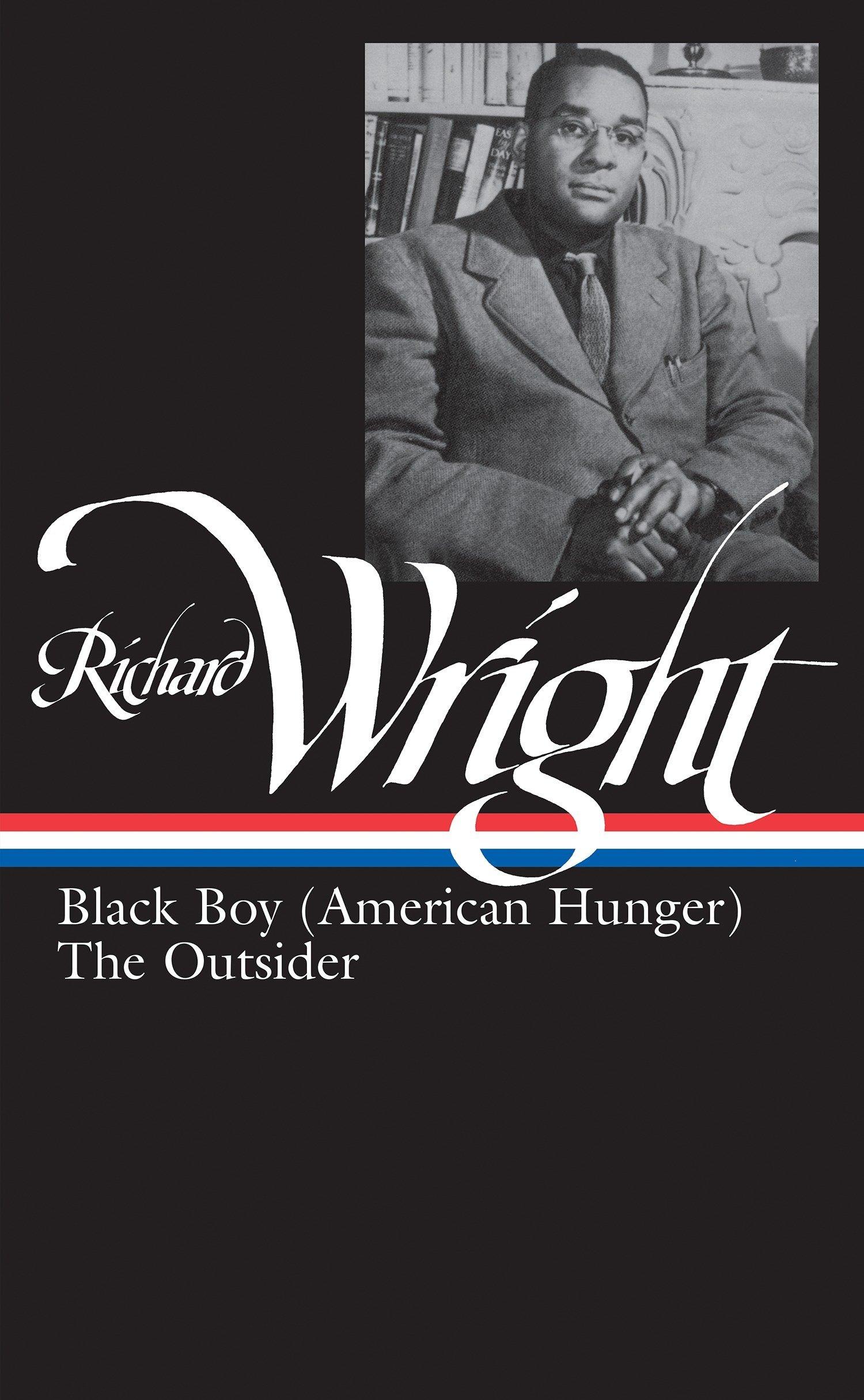 hunger in black boy