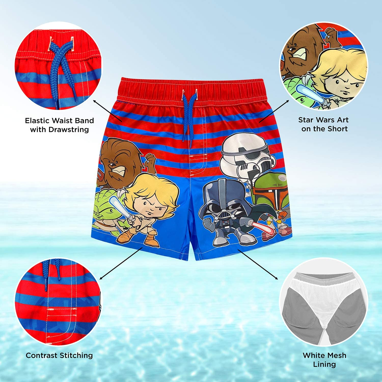 Dreamwave Toddler Boy Swim Trunk Board Short