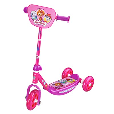 Paw Patrol 2277 3 Wheels Scooter: Toys & Games
