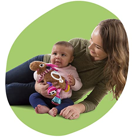 Amazon.com : Lamaze Mortimer The Moose : Baby Toys : Baby