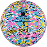 Gilbert Women's Signature Natalie Haythornwaite Ball, Multi-Colour, Size 5