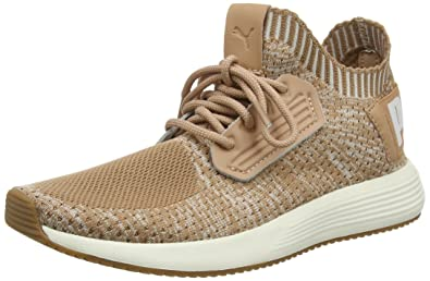 204941a7edbf PUMA Unisex Adults  Uprise Knit Low-Top Sneakers