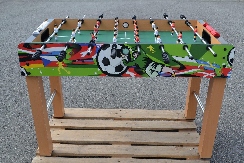 Para niños – Mesa de futbolín futbolín futbolín futbolín B-Ware: Amazon.es: Deportes y aire libre