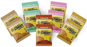 Amazon.com: Honey Stinger - Pack de 10 espátulas de gofre ...