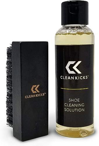 Clean Kicks shoe cleaning kit