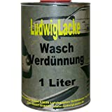 1Liter Waschverdünnung Nitroverdünnung