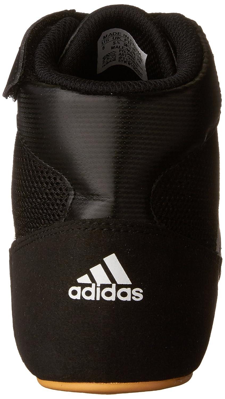 68c8dabe Amazon.com | Adidas Wrestling HVC Youth Laced Wrestling Shoe (Toddler/Little  Kid/Big Kid) | Athletic