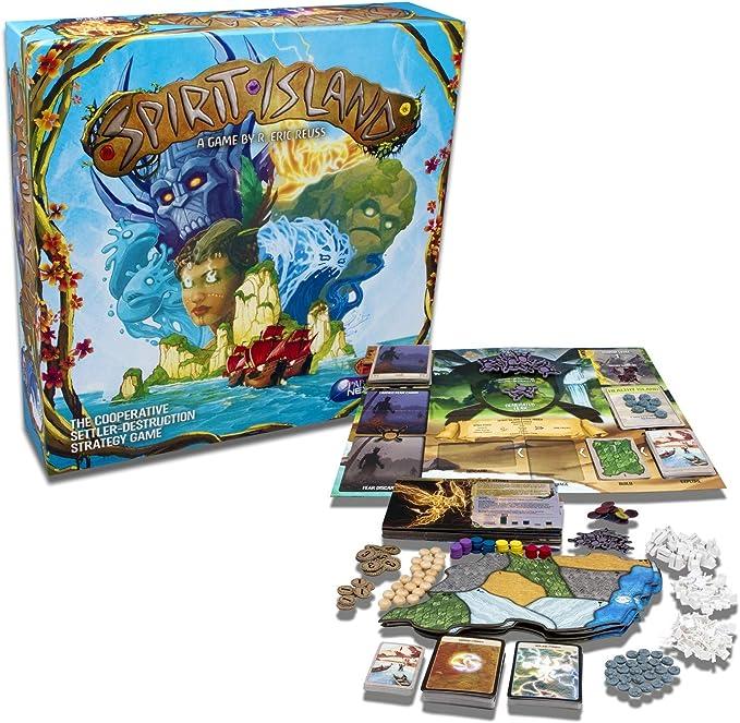 Arrakis Spirit Island - Juego de Mesa [Castellano]: Amazon.es: Juguetes y juegos