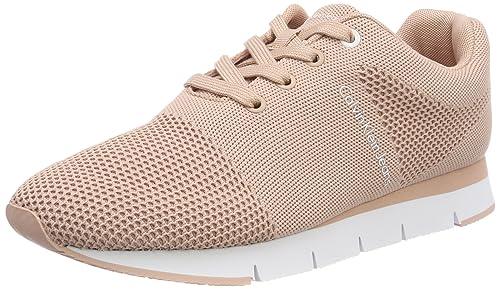 Calvin Klein Tada Mesh, Zapatillas para Mujer: Amazon.es: Zapatos y complementos