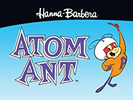 Amazon com: Watch The Atom Ant Show: Complete Series | Prime Video