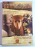 Ancient Egypt: The Greatest Pharoahs Part 2: 1350 B.C - 30 B.C