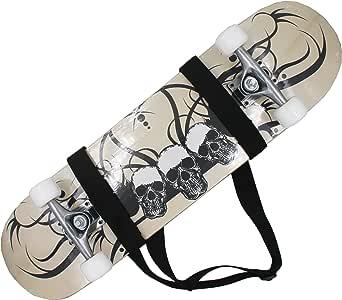 Universal Skateboard Shoulder Carrier Skateboard Carry Strap Skateboard Shoulder Strap Skateboard Carry Shoulder - Fit All Boards! Put into Your Pocket!
