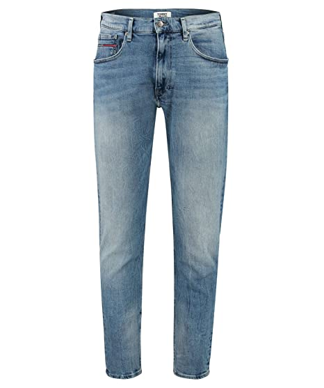 514cd2211 Tommy Hilfiger Jean 911 Modern Tapered TJ 1988 SLBLCO: Amazon.co.uk:  Clothing