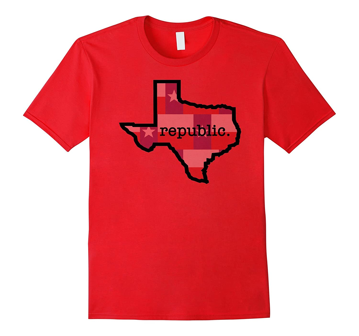 Republic of Texas Shirt-Art