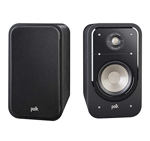 Polk Audio S20 Signature Series Bookshelf Speakers