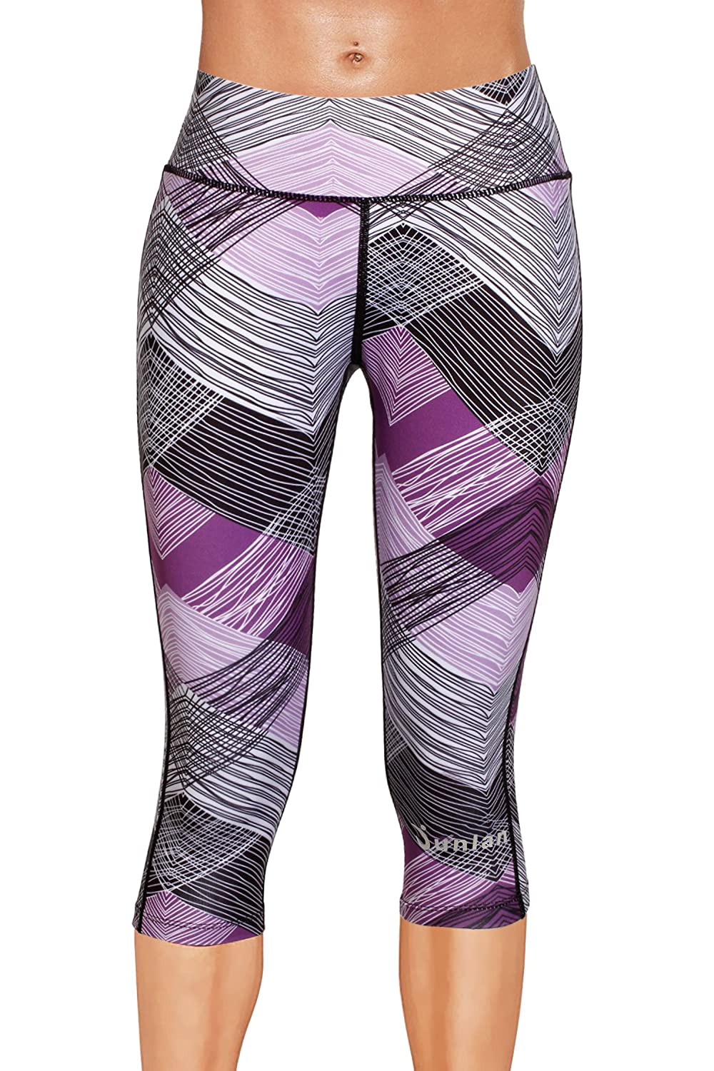 8b3970a271f9c2 Power Flex Yoga Capri for women are made from the highest quality fabrics  designed to remove moisture from your body, providing maximum comfort.