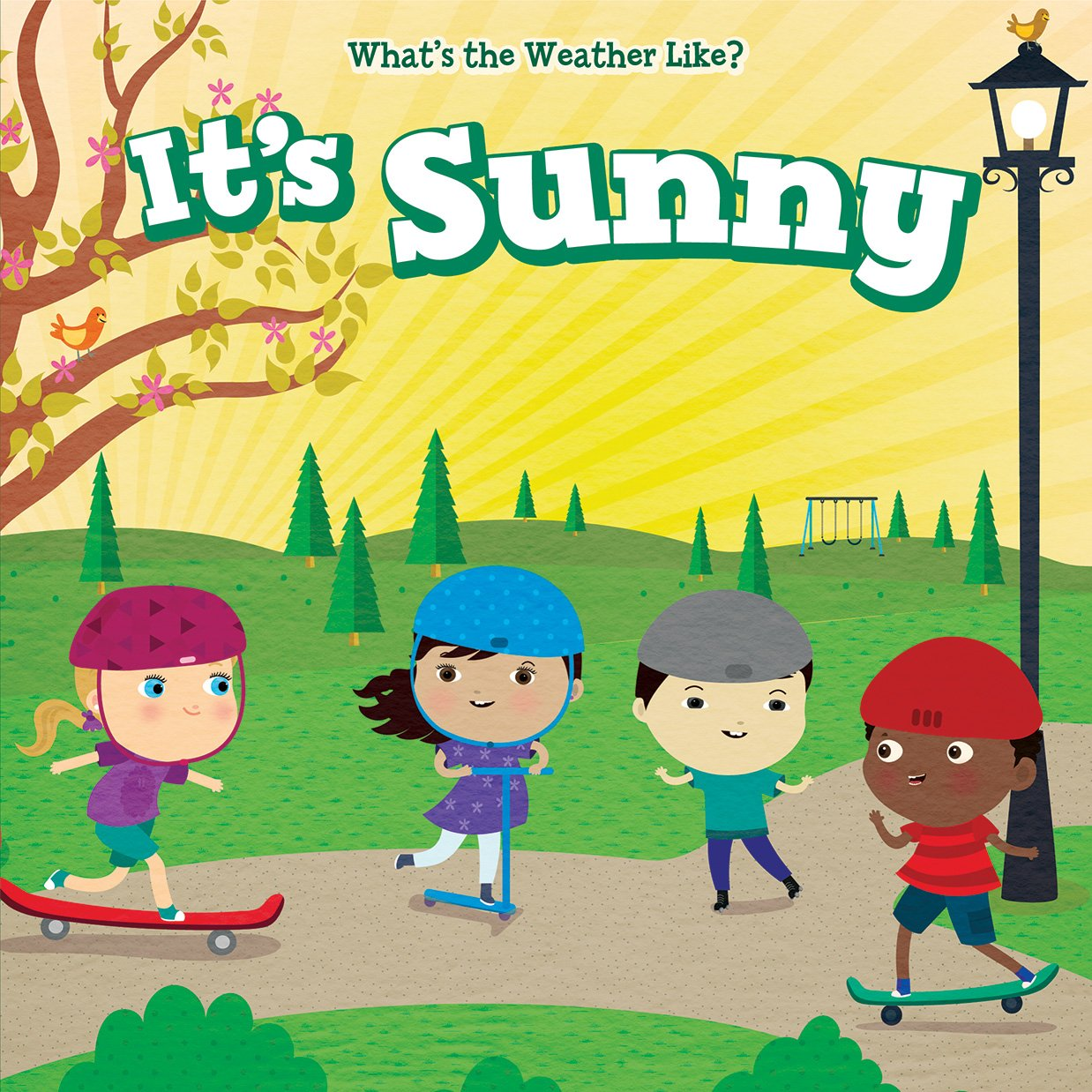 Download It's Sunny (What's the Weather Like?) pdf